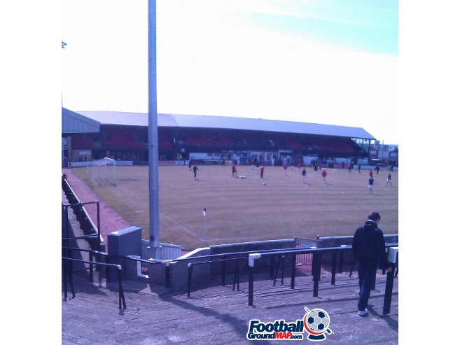 A photo of Somerset Park uploaded by soapywright
