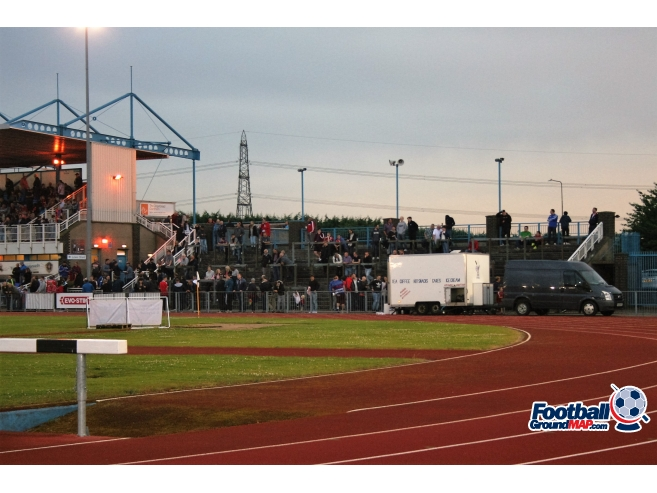 A photo of South Kesteven Stadium uploaded by johnwickenden