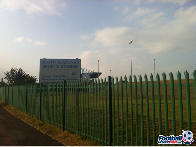 A photo of South Kesteven Stadium uploaded by dmk316