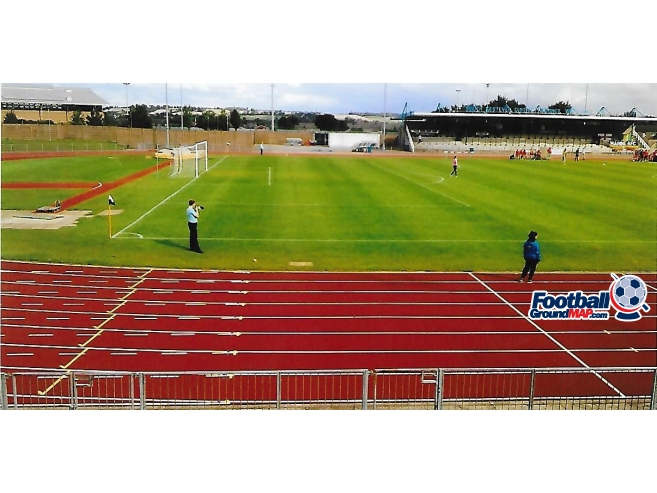 A photo of South Kesteven Stadium uploaded by rampage