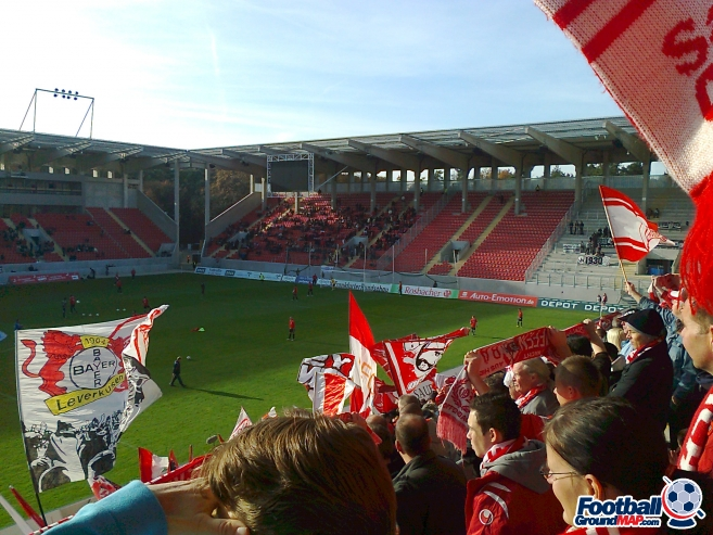 A photo of Sparda-Bank-Hessen-Stadion uploaded by rivington