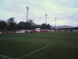 An image of Spencer Stadium uploaded by cls14