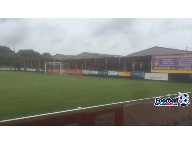 A photo of Spencer Stadium uploaded by alexcraiggroundhop