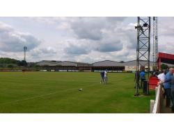 An image of Spencer Stadium uploaded by biscuitman88