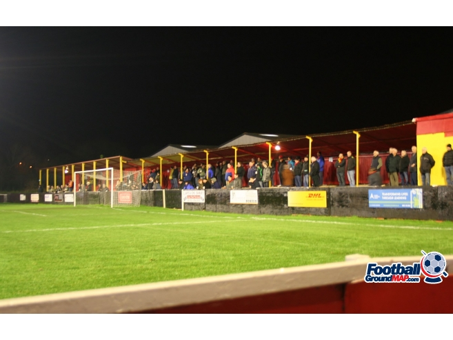 A photo of Spencer Stadium uploaded by johnwickenden