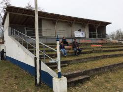 Sportanlage ESV Blau-Weiss - Hartplatz