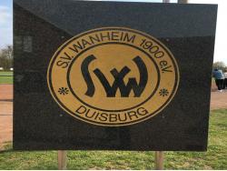 Sportanlage SV Wanheim 1900 - Rasenplatz