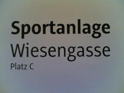Sportanlage Wiesengasse Platz C