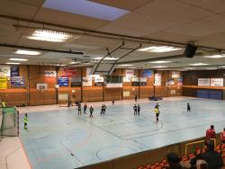 Sporthalle Gevelsberg West A