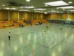 Sporthalle Kopernikus Realschule Bad Mergentheim