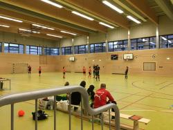 Sporthalle Lessing-Gymnasium - Dusseldorf