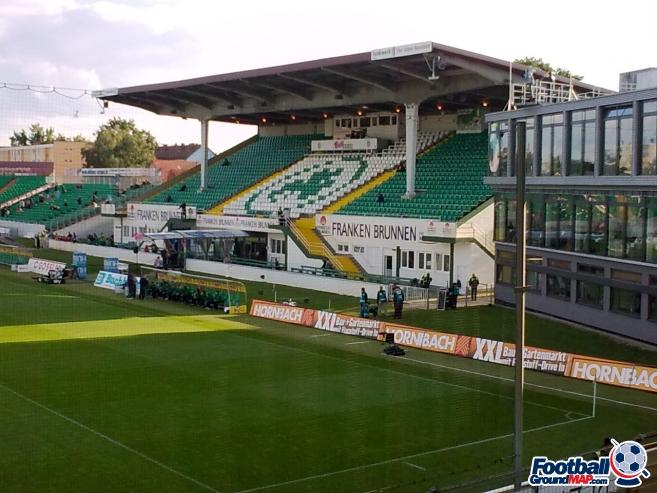 A photo of Sportpark Ronhof Thomas Sommer uploaded by rivington