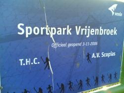 Sportpark Vrijenbroek Fussball