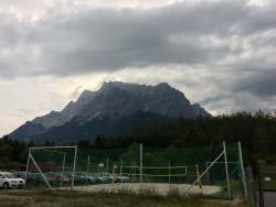 Sportplatz Ehrwald - Innsbrucker Strasse