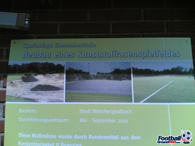 Sportplatz Hockstein - Kunstrasen (Neubau)