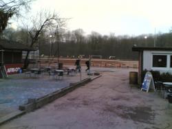 Sportplatz Luntenbeck - ASCHE abgerissen
