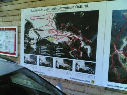 Sportplatz am Langlauf- und Biathlon Zentrum - Obertilliach