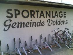 Sportplatz Volders Nebenspielfeld