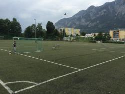 Sportplatz Vols - Kunstrasen