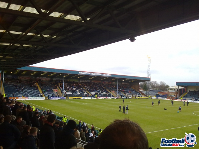 A photo of Spotland uploaded by trfccurt