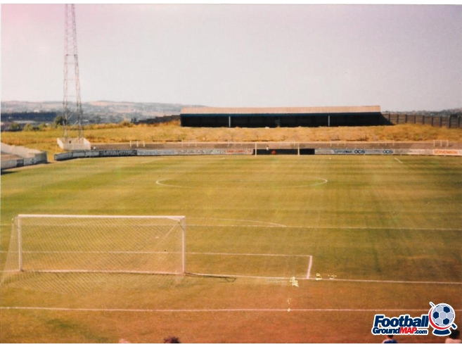 Springfield Park Former Home To Wigan Athletic  Football