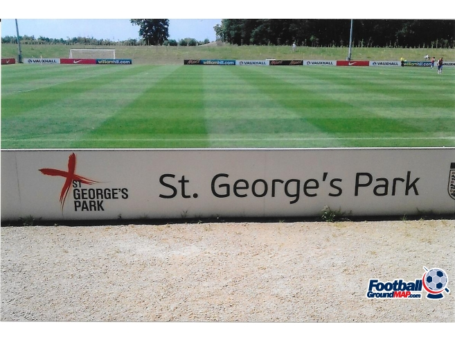 A photo of St Georges Park uploaded by rampage