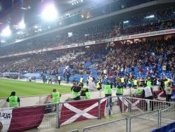 An image of St Jakob-Park uploaded by facebook-user-92902