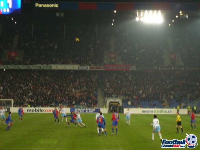 A photo of St Jakob-Park uploaded by facebook-user-92902