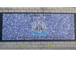 An image of St James' Park uploaded by phibar