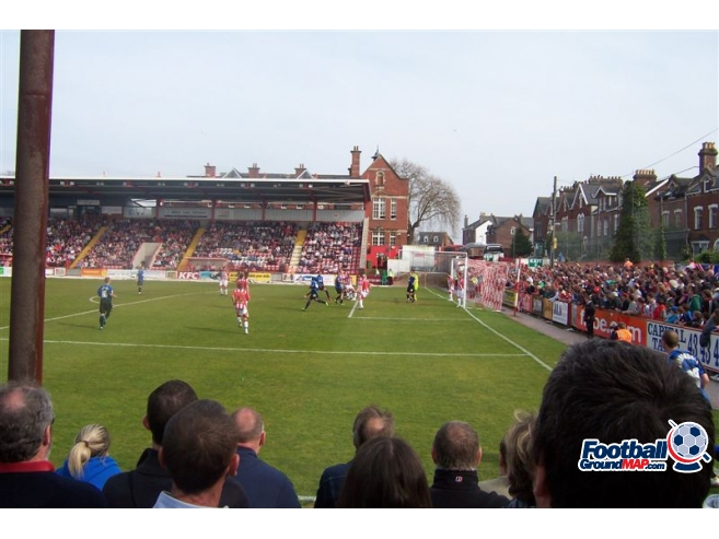 A photo of St James' Park uploaded by watesie