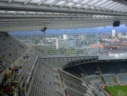 An image of St James' Park uploaded by neaveso
