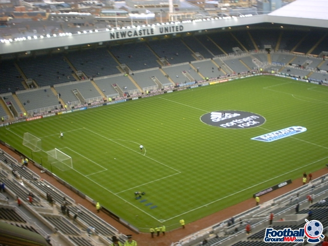 A photo of St James' Park uploaded by neaveso