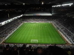 An image of St James' Park uploaded by machacro
