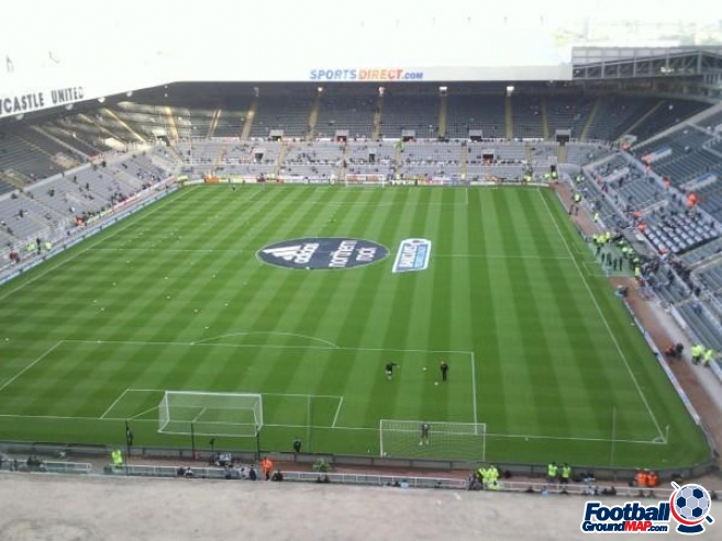 A photo of St James' Park uploaded by chloee165