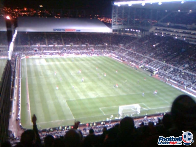 A photo of St James' Park uploaded by facebook-user-84896