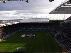An image of St James' Park uploaded by smithybridge-blue