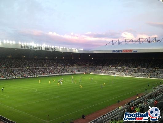 A photo of St James' Park uploaded by facebook-user-54167