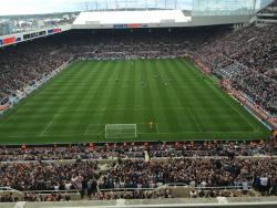 An image of St James' Park uploaded by doconnell95