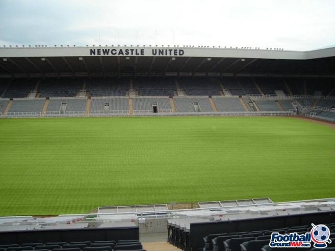 A photo of St James' Park uploaded by facebook-user-68804