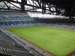 An image of St James' Park uploaded by facebook-user-68804