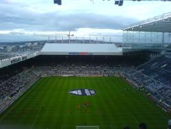 An image of St James' Park uploaded by facebook-user-91295