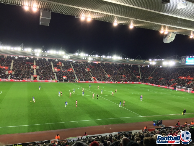 A photo of St Mary's Stadium uploaded by spencer-d3