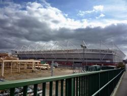 An image of St Mary's Stadium uploaded by machacro