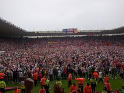 An image of St Mary's Stadium uploaded by facebook-user-75535