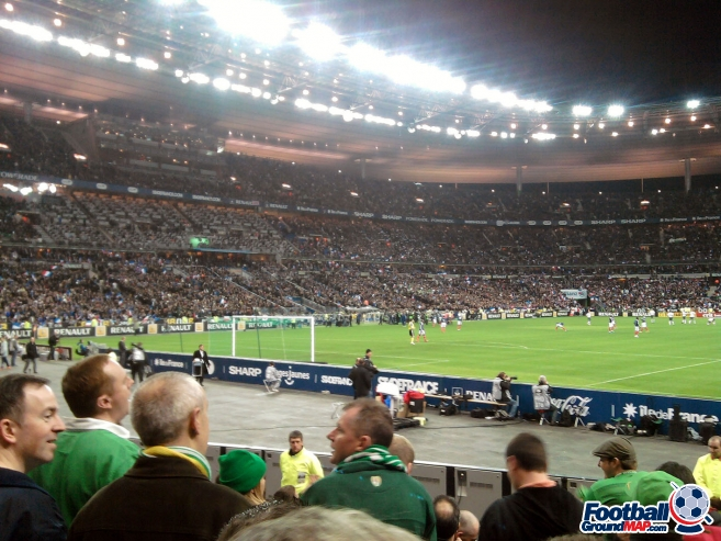 A photo of Stade de France uploaded by newrynyuk
