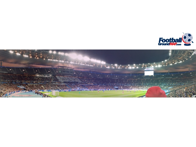 A photo of Stade de France uploaded by paulgriffiths