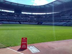 An image of Stade de France uploaded by etxebe