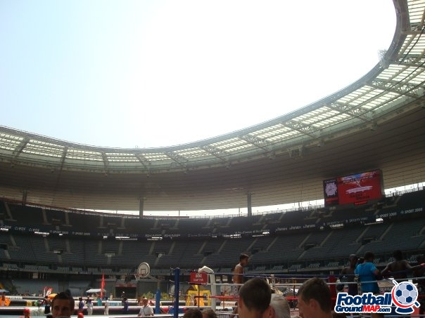 A photo of Stade de France uploaded by ashleyjarnoball