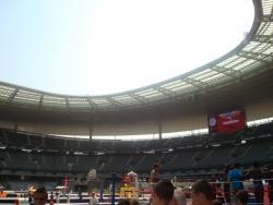 An image of Stade de France uploaded by ashleyjarnoball