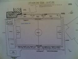 Stade de la Cite de LOie